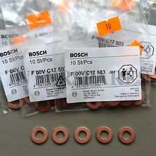 Bosch Diesel Gasolina Inyector Calce Arandela VOLVO S60 S80 V70 XC90 2.4d 2.4