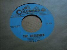 THE CHESSMEN 45.  SOMETIMES I WONDER  /  ALL BY MYSELF.  NM-