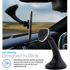 Naztech MagBuddy Magnetic Universal Windshield Phone Mount, Hands-free calls&GPS