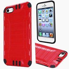 Étuis, housses et coques etuis, pochettes rouges iPhone SE pour téléphone mobile et assistant personnel (PDA)