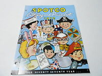 VINTAGE CATALOG #2349 - 1972 SPOTCO w/PRICE LIST - NOVELTY HATS * PREMIUMS