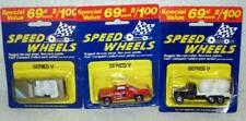 Diecast Series V Speed Wheels Lot Of 3 Cars MOC #2