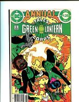 TALES OF THE GREEN LANTERN CORPS ANNUAL 1(FN)DC COMICS