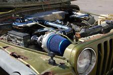1997-1999 Jeep Wrangler TJ  4.0L I6 4LTurbocharger Kit Stage 2 New Custom Turbo