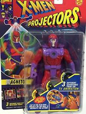 Vintage 1994 Marvel Comics ~ MAGNETO ~ X-Men Figure ~ Projectors ~ ToyBiz