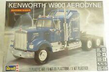 Kenworth W900 Aerodyne Tractor Truck Historic Series Revell Model Kit Sealed