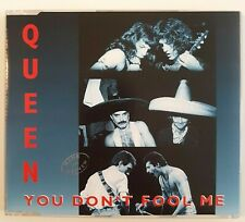 QUEEN : YOU DON'T FOOL ME (RADIO MIX) ♦ CD-MAXI PROMO ♦