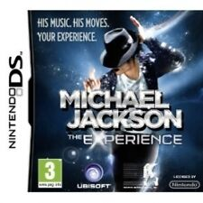 Nintendo DS Game Michael Jackson The Experience Boxed