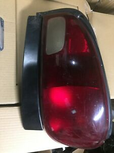 Geo Metro Tail light 1995-2001 Right side