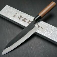 Japanese Master YAMAMOTO AOGAMI Blue Steel #2 Gyuto Chef Knife Echizen Japan