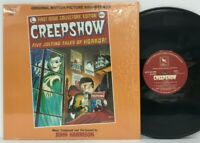 OST - John Harrison - Creepshow LP 1982 US Orig Soundtrack Horror Zombie VINYL