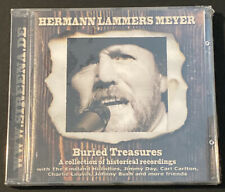 HERMANN LAMMERS MEYER - BURIED TREASURES * NEW CD