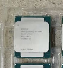 Intel E5-2650v3 SR1YA 10 Core 2.3Ghz / 3Ghz CPU (£175 + VAT, with VAT receipt)