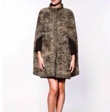 ZARA Cape - Knitwear Brown/Black/Multi  -Poncho - Medium - Excellent condition