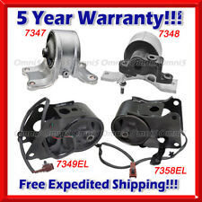 K391 Fit 04-06 Nissan Quest 3.5L Motor & Trans Mount w/SENSORS for 4 Speed AUTO