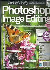 PHOTOSHOP IMAGE EDITING GENIUS GUIDE, 2014    VOLUME, 2   ( FREE CD INCLUDED )
