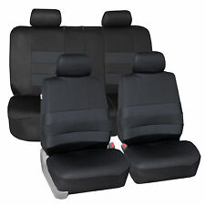 Neoprene Full Set Seat Covers Auto Car Sedan SUV Van Truck Most Vehicles