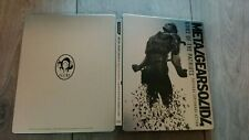 Metal Gear Solid 4 Super Rare Collector Steelbook + bonus DVD - G2