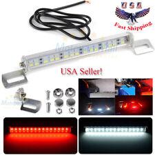 White 24-Smd Bolt-On Led Lamps For License Plate Lights or Backup Reverse Lights(Fits: Neon)