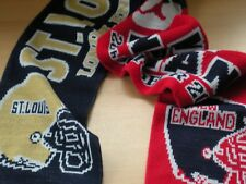 The Scarf of St Louis,London England V New England Match On 28th October 2012