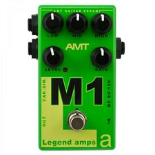AMT Electronics M1(Marshall) - guitar preamp (distortion/overdrive) effect pedal