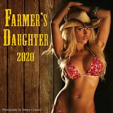 Farmer's Daughter - 2020 WALL CALENDAR - BRAND NEW - 184389