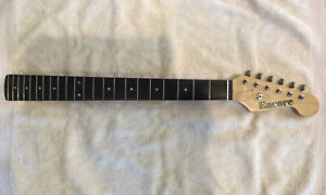Korean Made S Style Guitar Neck With Original Tuners