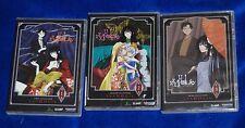 XXXHolic - COLLECTION - Vol. 1,2,3 FUNIMATION Anime 3 DVD Set