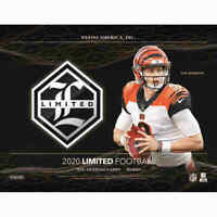 2020 Panini Limited FOOTBALL Hobby Box FACTORY SEALED BOX NFL