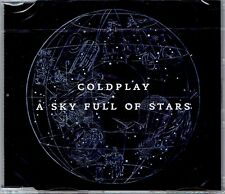 COLDPLAY A Sky Full of Stars CD Midnight REMIXES Phones 4 AM REMIX Jon Hopkins