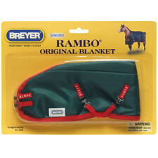 Breyer Rambo Blanket For Toy Horse Figures NEW
