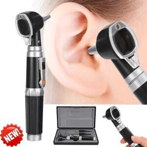 Professional Otoscopio Medical Ear Care LED Light Portable Otoscope HS - OT10G