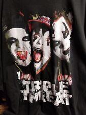 TWIZTID TRIPLE THREAT shirt 5xl rare icp insane clown posse blaze boondox MNE