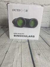 Brand New Anthter Brand Black Binoculars: 12x50mm