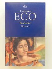 Umberto Eco Baudolino Roman dtv Verlag Buch