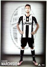 Cartoncino Juventus Stagione 2016/17 - Claudio Marchisio