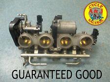 2006-2007 Yamaha R6r, Throttle bodies, fuel injectors, GUARANTEED GOOD