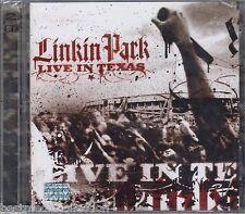 CD / DVD - Linkin Park CD Live In Texas 093624862826 BRAND NEW