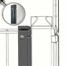 garten zaunpfosten in aus metall g nstig kaufen ebay. Black Bedroom Furniture Sets. Home Design Ideas