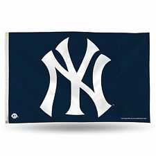 "New York Yankees MLB Banner Flag 3' x 5' (36"" x 60"") ~NEW"