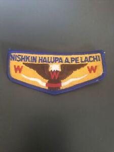 Vintage BSA NISHKIN HALUPA A PELACHI  Patch
