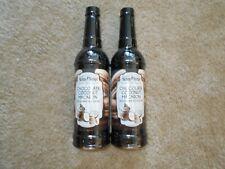 Chocolate Coconut Macaron Jordan's Skinny Syrups Gourmet Sugar Free,0 cal 2 BTLS
