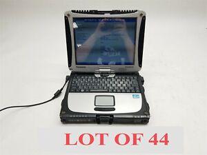 "Panasonic Toughbook CF-19 10.1"" XGA Intel Core i5-2520M 2.5GHz 4GB Laptop Lot 44"