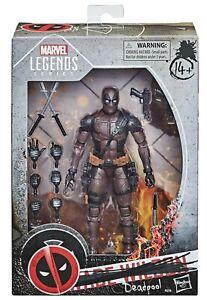 Marvel Legends 2021 Amazon Exclusive Deadpool 2 Dirty Deadpool Figure In Stock