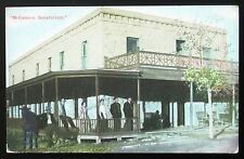 1900's 1910's Postcard ~ McGannon Sanatorium ~ Thermopolis, Wyoming ~ Free Ship