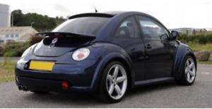 For New Volkswagen Beetle Rear Window Spoiler