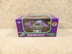New 1997 Revell 1:64 Diecast NASCAR Terry Labonte Frankenstein Froot Loops b