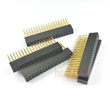 10pcs 2x18pin 36 pin 2.54mm Stackable Long Legs Female Header For Arduino Shield