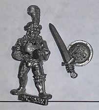 Warhammer Citadel Empire Soldier Swordsman Modular Sword & Shield Oldhammer RARE