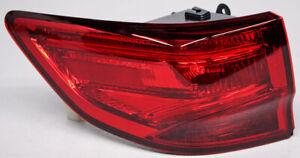 OEM Acura MDX Left Driver Side LED Tail Lamp 33550-TZ5-A02 Lens Chip